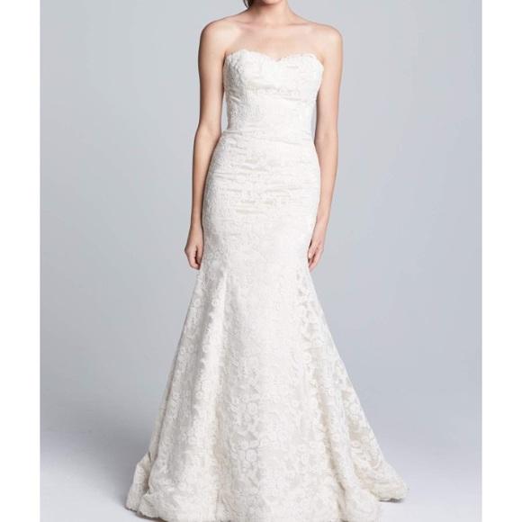 1de16c6da hayley paige Dresses | Cricket Lace Wedding Dress | Poshmark